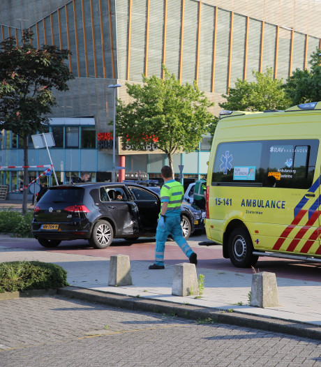 Politie zoekt nog naar gevluchte schutter Duitslandlaan