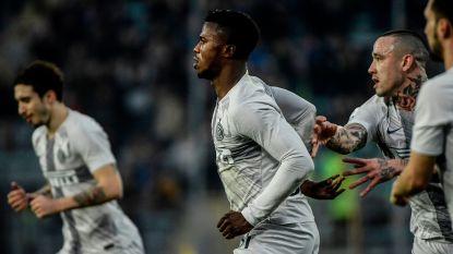 Inter verkleint kloof met Napoli na nipte zege tegen Empoli, Nainggolan valt net voor het uur in