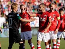 AZ koploper af na gelijkspel tegen Groningen