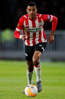 PSV'er Cody Gakpo ook gretig bij Jong Oranje: 'In het leven moet je durven dromen'