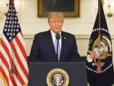 Dit is wat Trump precies zegt in zijn videoboodschap