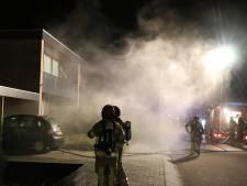 Veel rookontwikkeling na korte brand in keuken van woning in Nagele