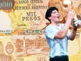 Maradona op bankbiljet? 'Toeristen willen een Diego mee naar huis nemen'