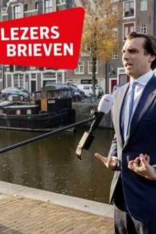 Reacties op Thierry Baudet: 'Ga naar huis en regel snel therapie'