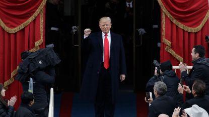 Grappig, ernstig of gewoon zichzelf: één jaar president Trump in beeld
