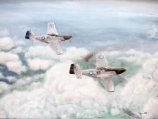 Museum Sky of Hope kan met 25 mille van ambassade VS het verhaal van piloot Richard Lapham gaan vertellen