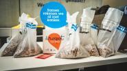 GBS Hoegaarden zamelt rosse centjes in voor Kom op tegen Kanker