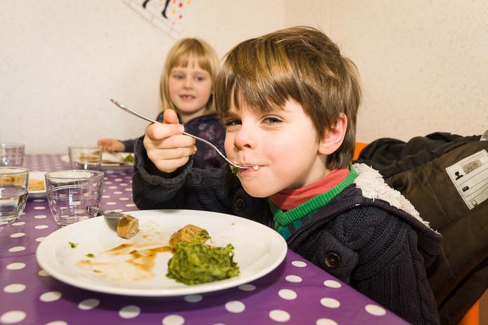 Een project over duurzame voeding maakt kans op 2.500 euro.