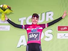 Talentvolle Rus Sivakov (Team Sky) wint Ronde van de Alpen