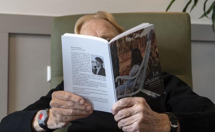 Wim, gast van Buurtzorghuis Haaksbergen, vertelt over zijn dagen in de hospice.