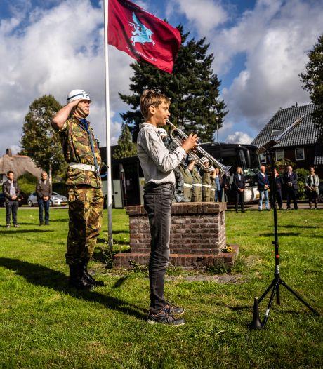 Oosterbeek toch weer in de ban van de Airborne Wandeltocht en de herdenking