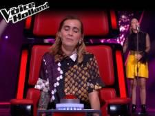 Emma (16) uit Almelo blaast jury omver in The Voice of Holland: 'Belachelijk goed'