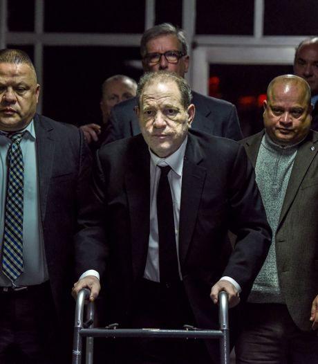 Ook rechtszaak tegen Weinstein in Los Angeles
