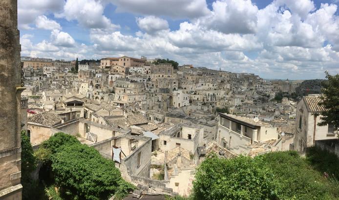 Matera: culturele hoofdstad van Europa en een onbekend stukje Italië.