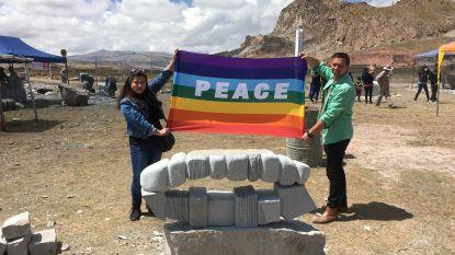 Jorg Van Daele gaat 24 uren beeldhouwen voor vrede