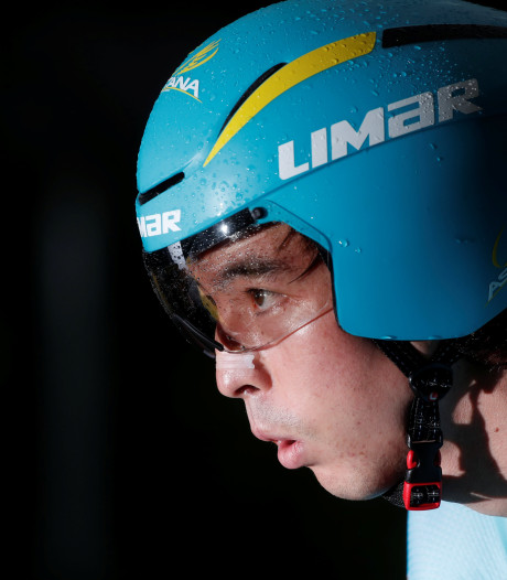 Kozjatajev weg bij Astana om hartproblemen