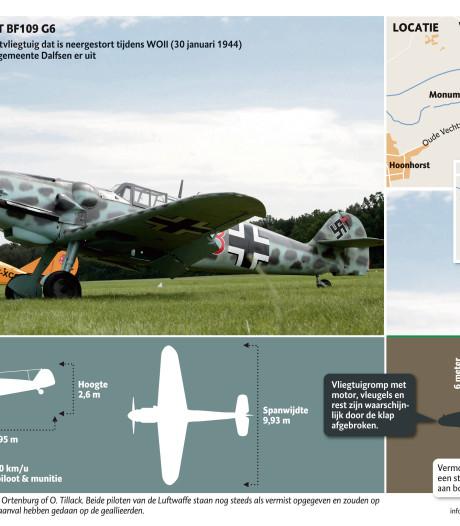 Opgraving vliegtuigwrak bij Hoonhorst uitgesteld