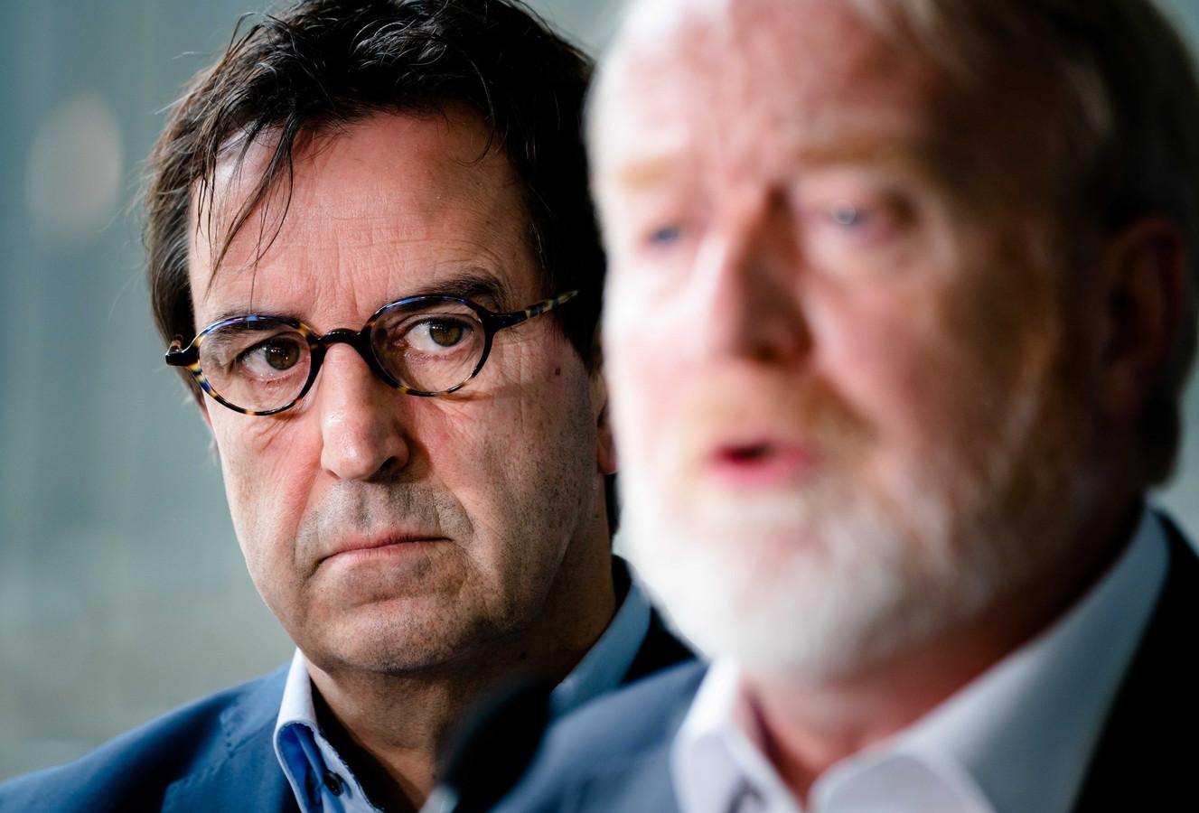 Diederik Gommers, voorzitter van de Nederlandse Vereniging Intensive Care.