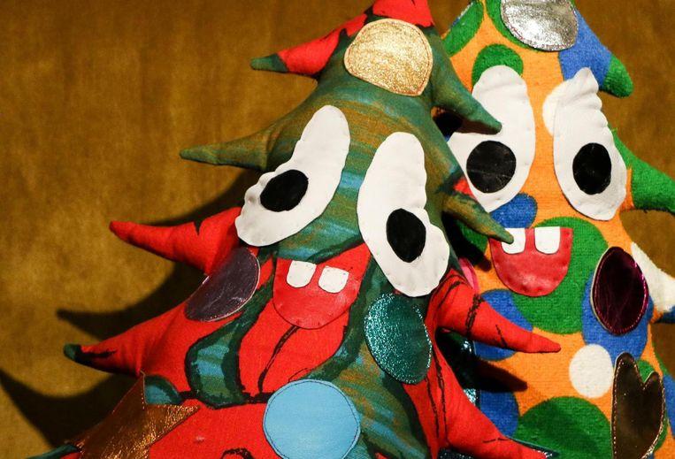 De boompjes van Kosters Beeld Lil Amsterdam