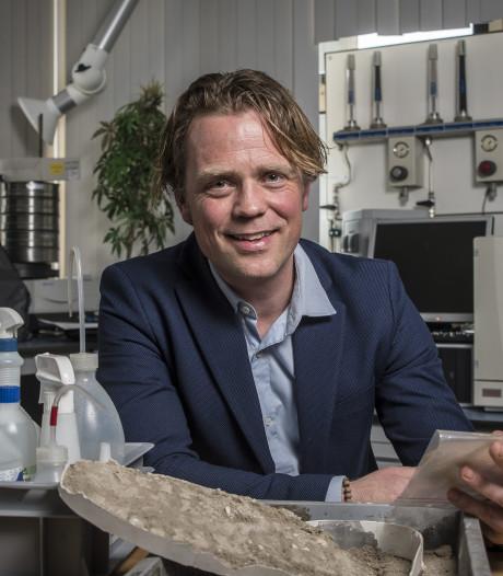 Saxion Enschede zet stap in onderzoek naar dna in geurdoekjes