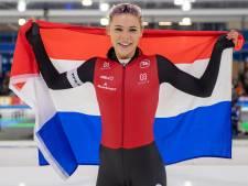 Westlandse schaatsster Jutta Leerdam is Nederlands mooiste sportvrouw