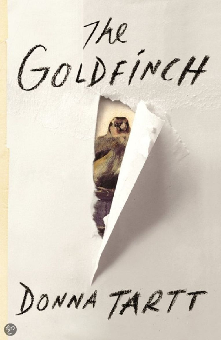 The Goldfinch. Beeld null