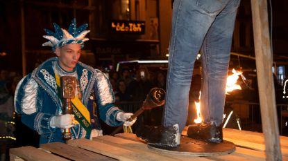 Emotionele popverbranding zet punt achter 62ste carnavalsweekend
