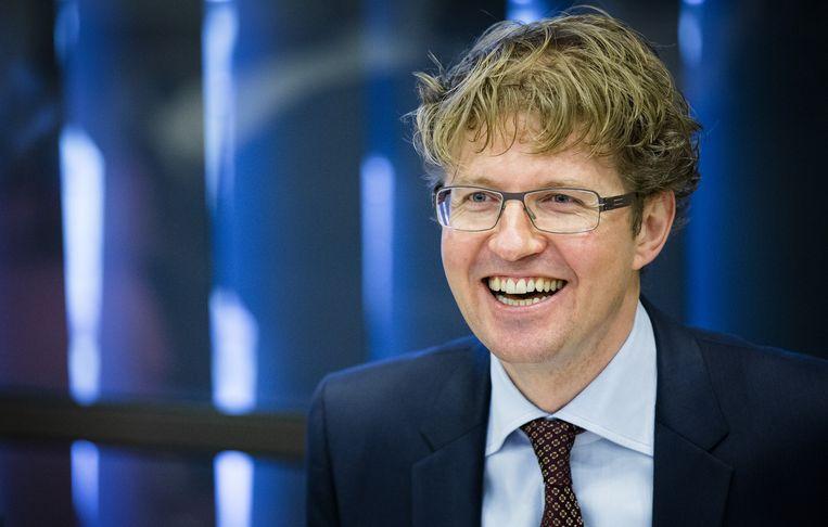 Sander Dekker, staatssecretaris van Onderwijs Beeld anp