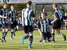 FC Eibergen wint vervroegde wedstrijd