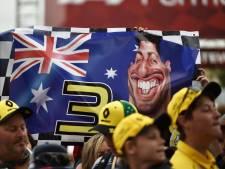 Melbourne kleurt geel voor 'Dan the Man'