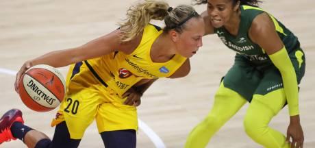 L'exploit XXL de Julie Allemand et Indiana face au leader de WNBA