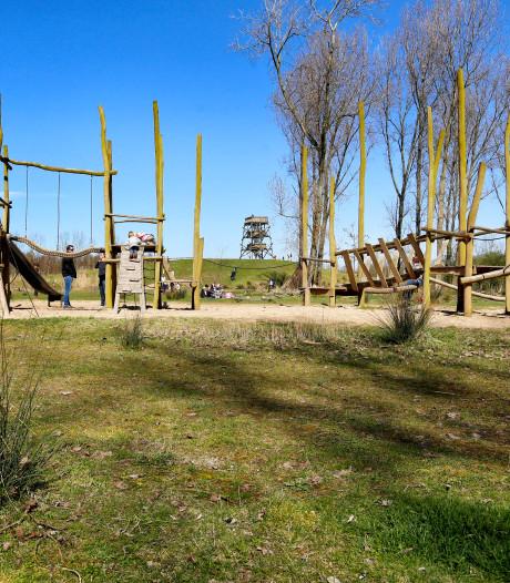 Rolstoel welkom in Klauterwoud