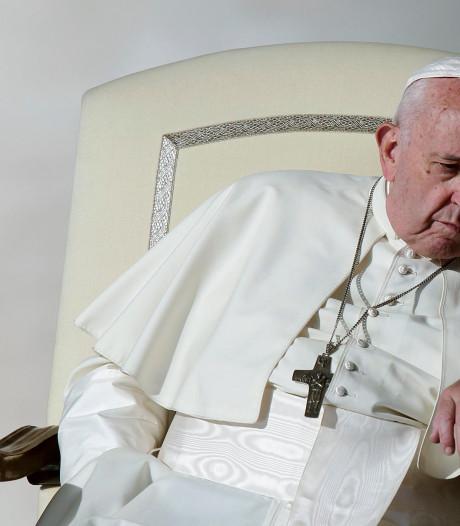 Le pape invite à table 1.500 pauvres et sans-abri au Vatican