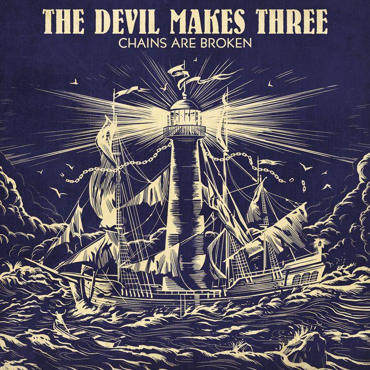The Devil Makes Three - Chains Are Broken Beeld RV