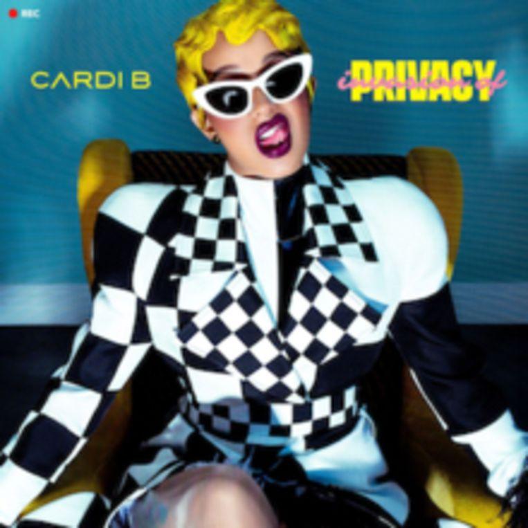 26. CD _ Cardi B _ Invasion of Privacy Beeld x