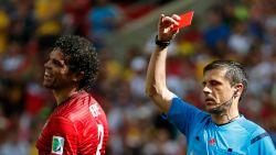 Waarom Serviër die morgen Champions League-finale fluit verkozen werd tot slechtste ref op het WK in Brazilië