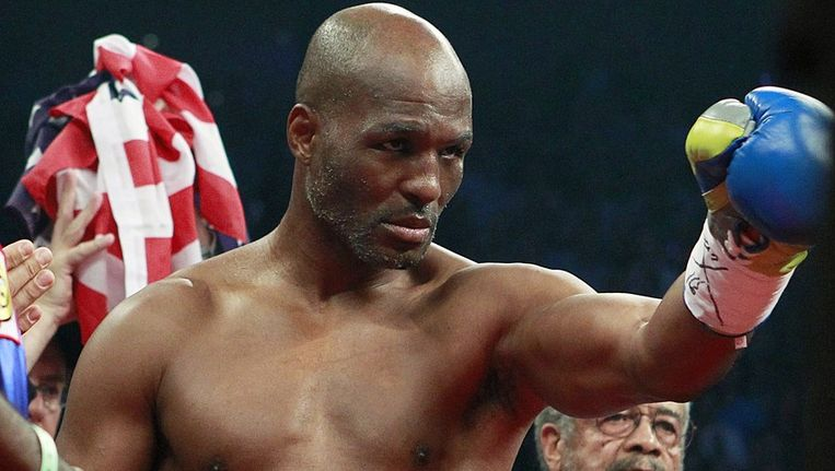 Hopkins, de oudste wereldkampioen. Beeld reuters