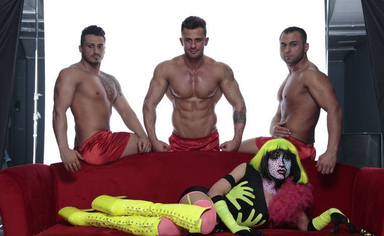 F*cking pop queers extra large Beeld Aangeleverd