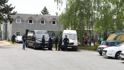 Gesloten opvangcentrum nog niet open wegens problemen met brandveiligheid