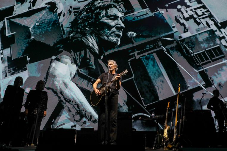 Roger Waters. Beeld ANP