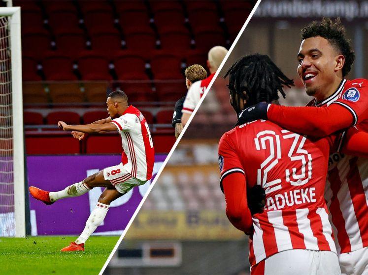 Maarten Wijffels: 'PSV effectiever dan Ajax volgens statistieken'