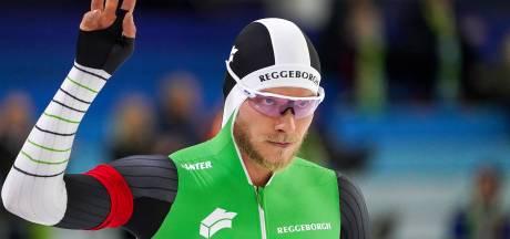 Verweij profiteert van afzeggen Kramer en rijdt 1500 meter in Minsk
