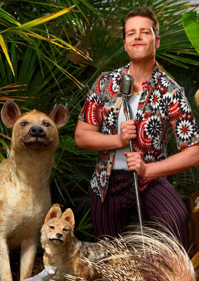 Martijn Koning en de dieren