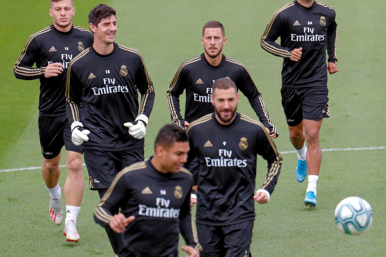 Le Real Madrid affrontera la Real Sociedad en quart de finale de la Coupe du Roi.