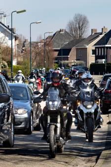 Uitvaart Tiny Senders uit Veldhoven: een bulderend eerbetoon