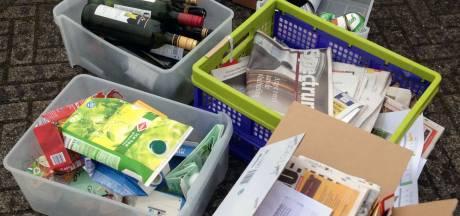Deventer stopt met ophalen glas aan huis, oudpapier alleen nog met extra kliko