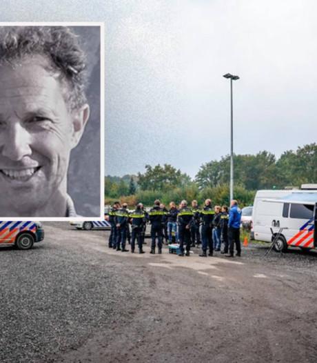 Politie stopt vandaag met zoeken naar vermiste hockeyvader, mogelijk morgen verder
