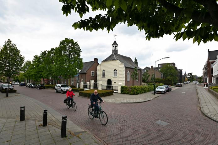 Het Witte Kerkje aan de Van Dissellaan in Bladel is een rijksmonument en in 1820 gebouwd.