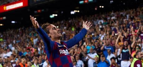 Griezmann leidt Barcelona naar ruime zege ondanks achterstand