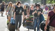 Uittocht Rock Werchter: Volksverhuizing van festivalgangers verliep vlot en minstens even belangrijk: Tonnen minder afval dan vorig jaar